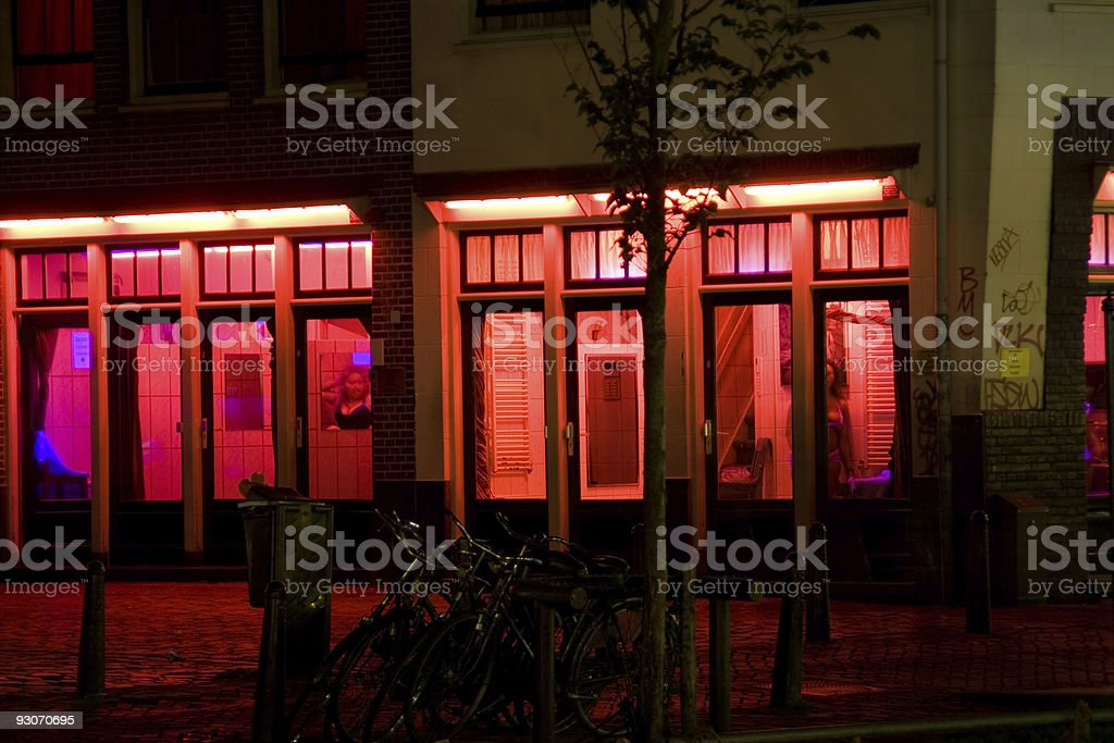 Amsterdam bei Nacht – Foto