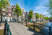 Amsterdam, Cityscape, City, Europe, Netherlands