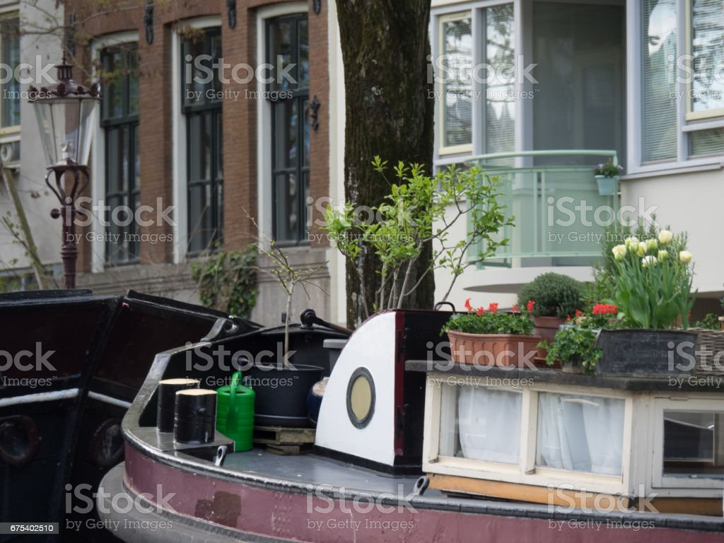 amsterdam in the netherlands photo libre de droits