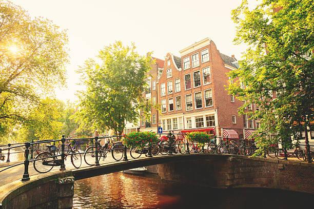 Amsterdam, Netherlands stock photo