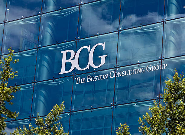 Amsterdam Büro der Boston Consulting Group – Foto