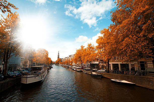 Amsterdam. stock photo