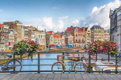 Amsterdam Stock Photo - Download Image Now