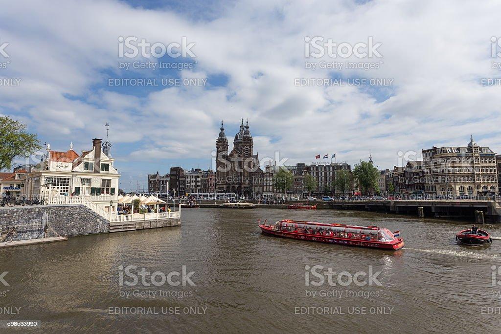 Amsterdam  photo libre de droits