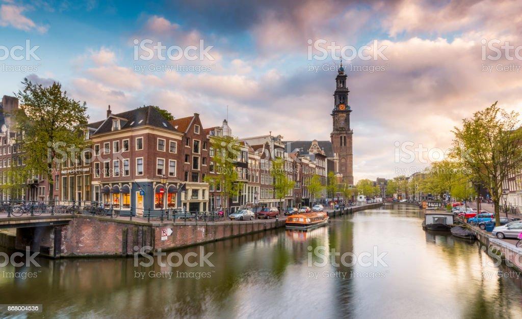 Amsterdam стоковое фото