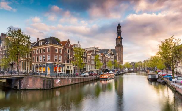 Amsterdam  - foto de stock
