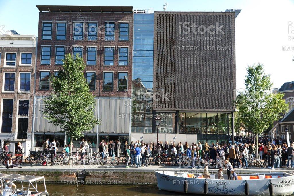 Amsterdam, Sept., 2017 stock photo