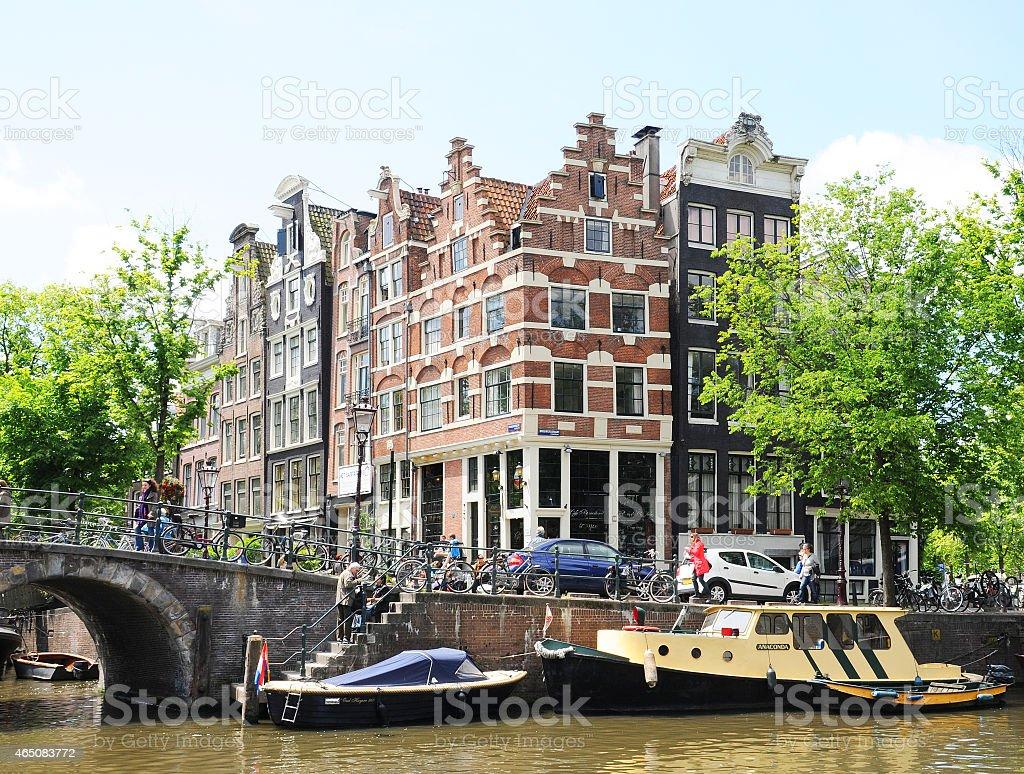 Amsterdam6, Netherlands stock photo