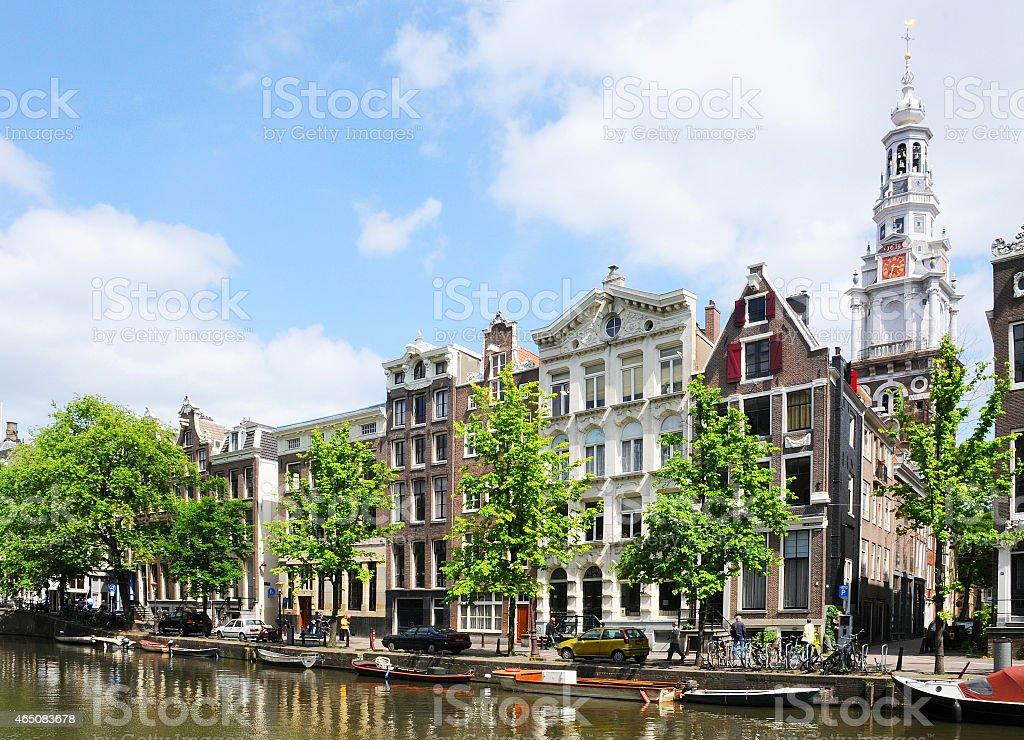 Amsterdam7, Netherlands stock photo
