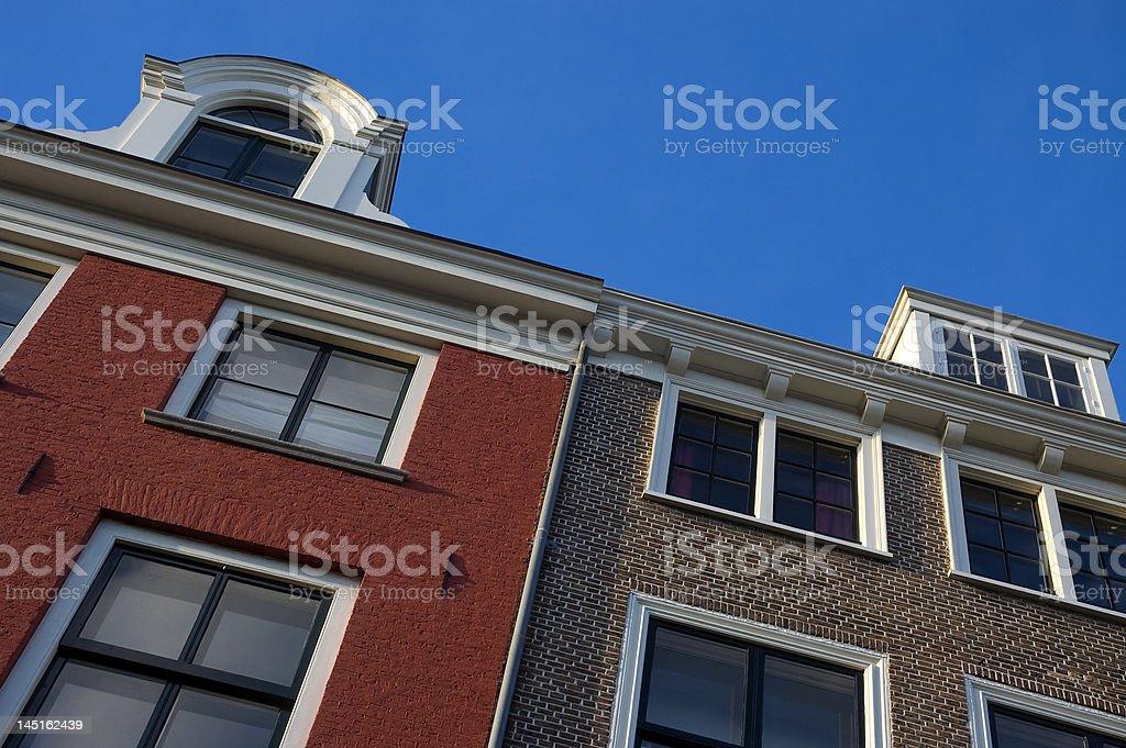Amsterdan-Holanda - foto de acervo
