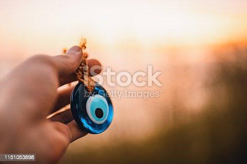 Amulet of evil eye