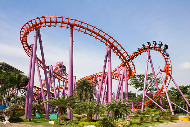 amusement park amusement park amusement park stock pictures, royalty-free photos & images