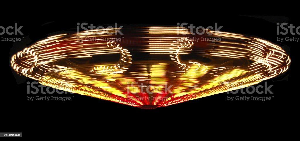 Amusement ride 免版稅 stock photo