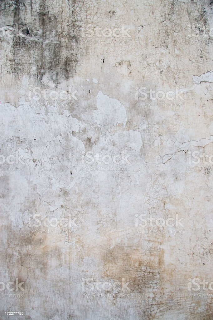An abstract antique plaster background royalty-free stock photo
