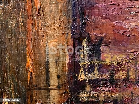 504223972 istock photo An abstract colorful painted background 1184614648