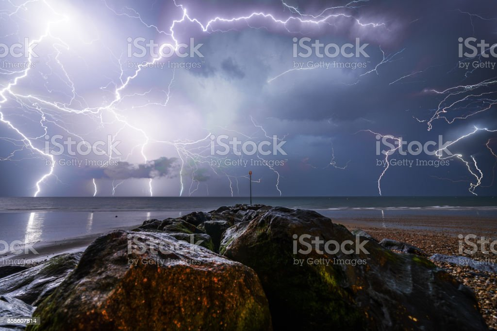 An Almighty Call stock photo