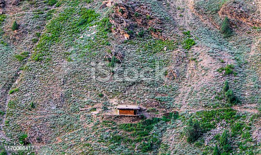 One House in the Naran valley