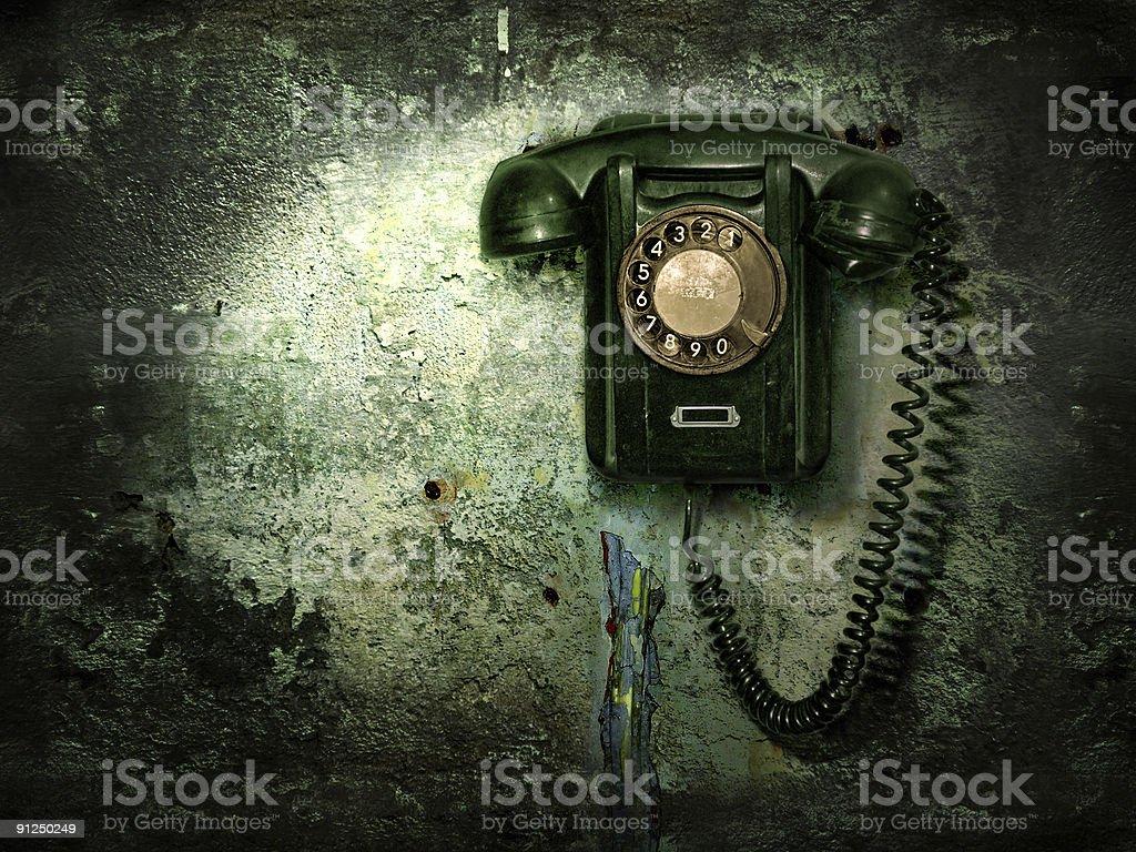 Alte Telefon – Foto