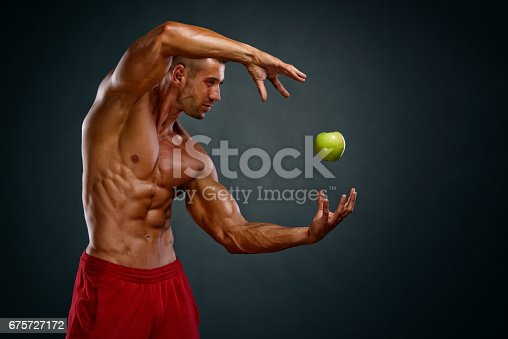 istock An Apple A Day Keeps Doctor Away 675727172