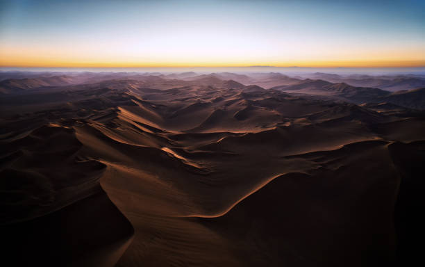 Sahara Desert At Night Stock Photos, Pictures & Royalty ...