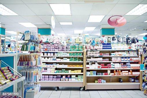 istock An array of medicinal cures 637982220