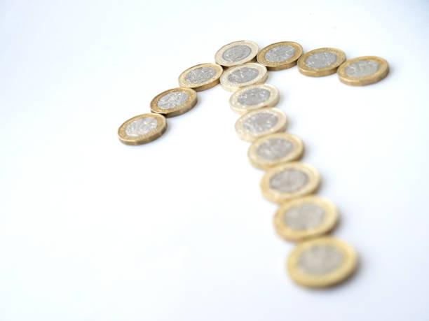 An arrow shape formed by several new pound coins picture id917874026?b=1&k=6&m=917874026&s=612x612&w=0&h=oqgekg3mf1fvclljaeeu5xzbz6kfnqr6icjv8p4eio8=