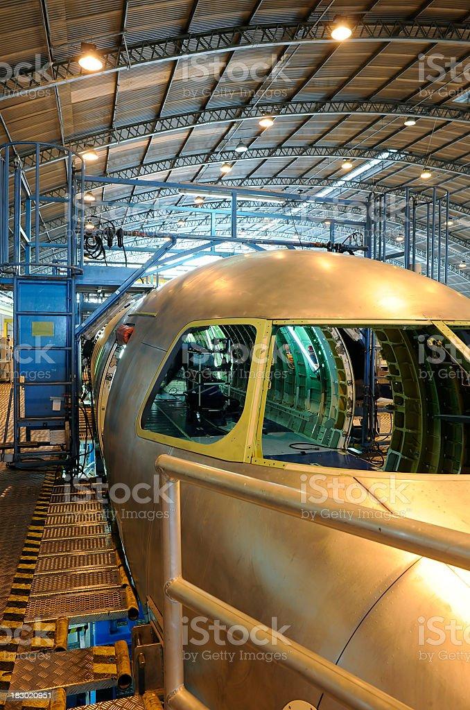 aerospace industry, fuselage