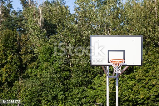 517960203 istock photo an basketball court 842286172