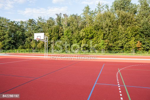 517960203 istock photo an basketball court 842286192
