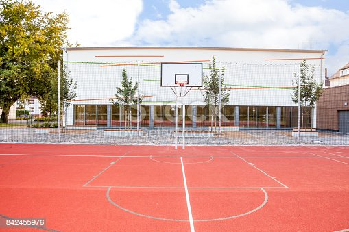 517960203 istock photo an basketball court 842455976