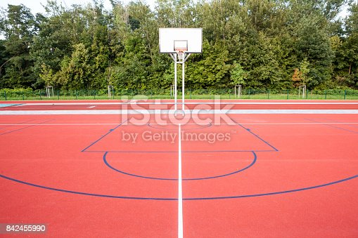 517960203 istock photo an basketball court 842455990