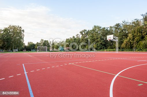 517960203 istock photo an basketball court 842455994
