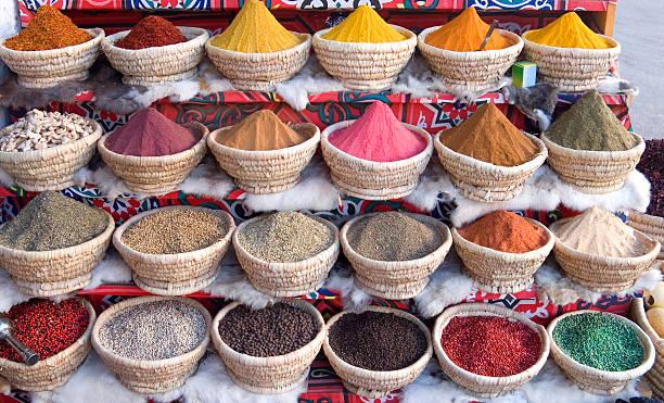 Ägyptische spice market – Foto