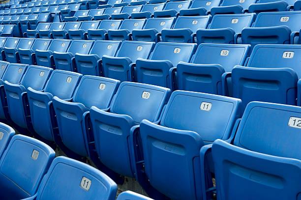Stadium und Arena Personen – Foto
