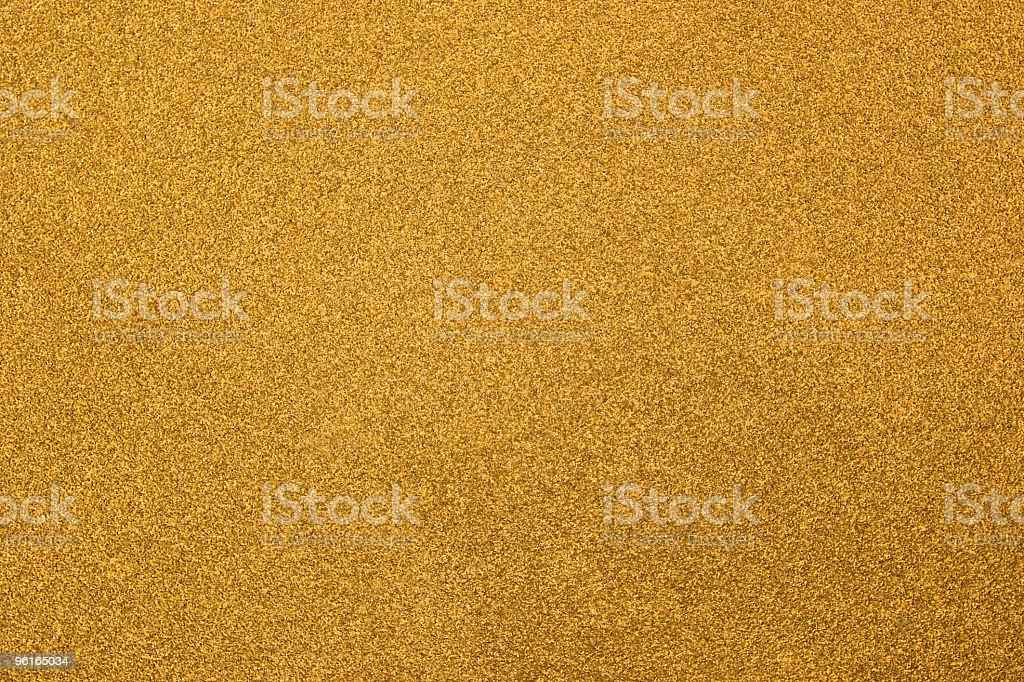 An extra large gold glitter background paper  royalty-free stock photo