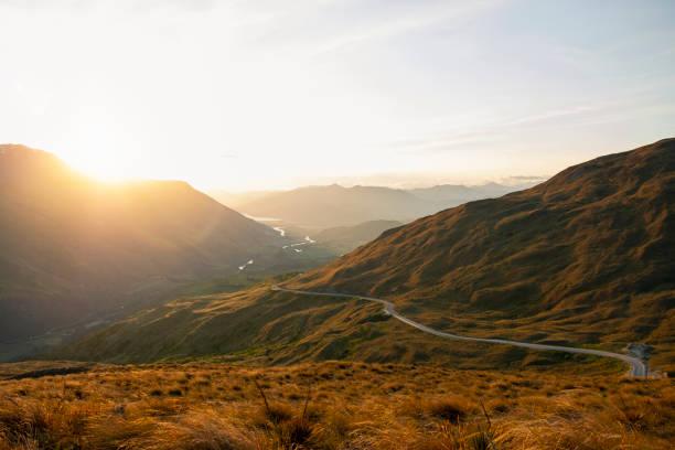 An Idyllic Road Trip