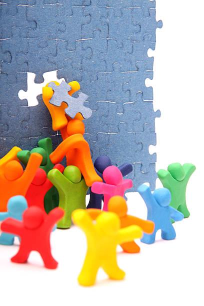 puzzle team – Foto