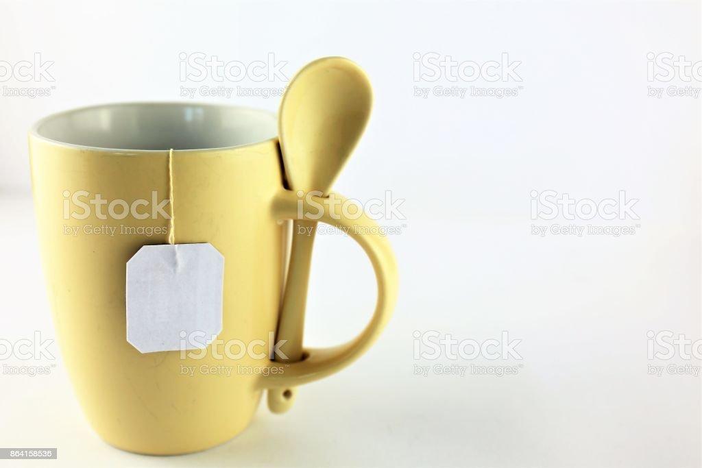An image of a tea mug royalty-free stock photo