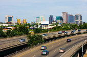 istock An Interstate in Sacramento, California with barely no cars  92162100