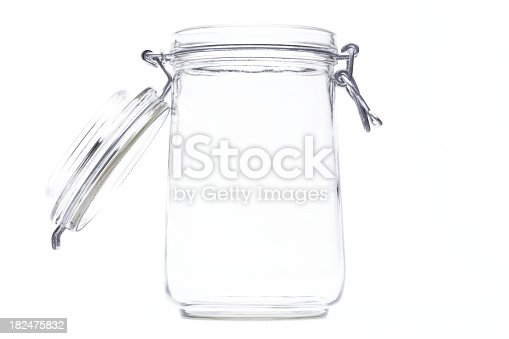Isolated Jar