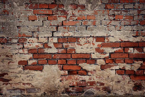 old brick Hintergrund – Foto