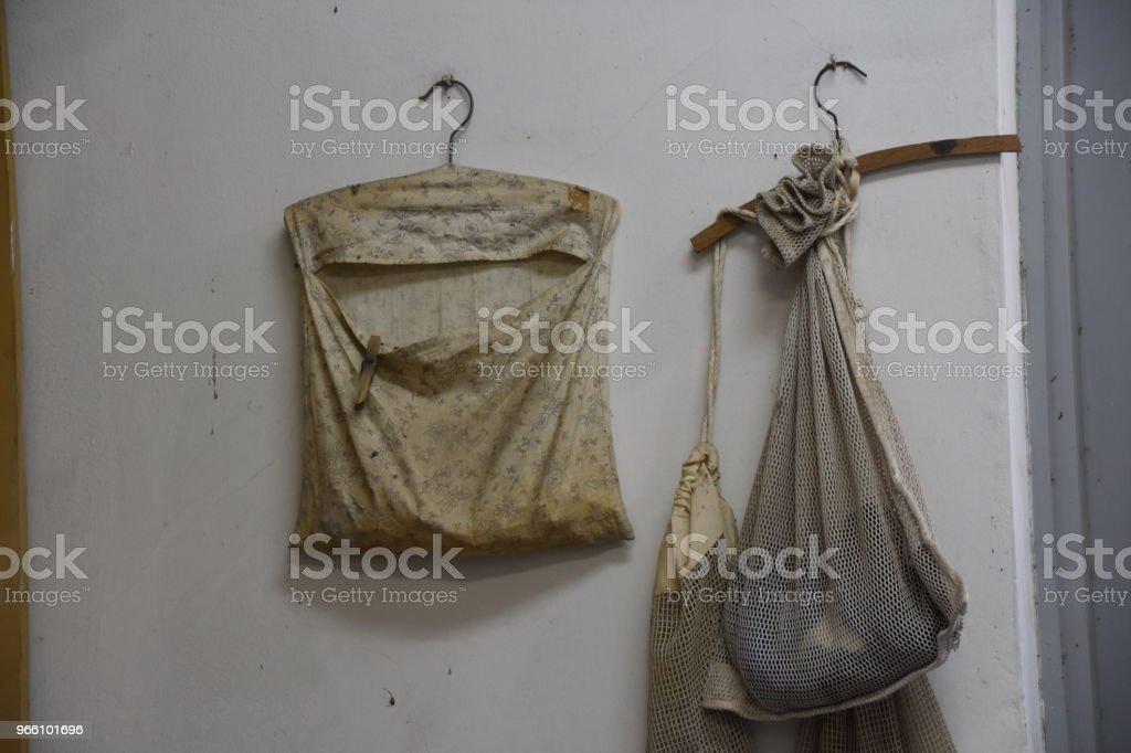 En gammal tvätt - Royaltyfri Arbeta Bildbanksbilder