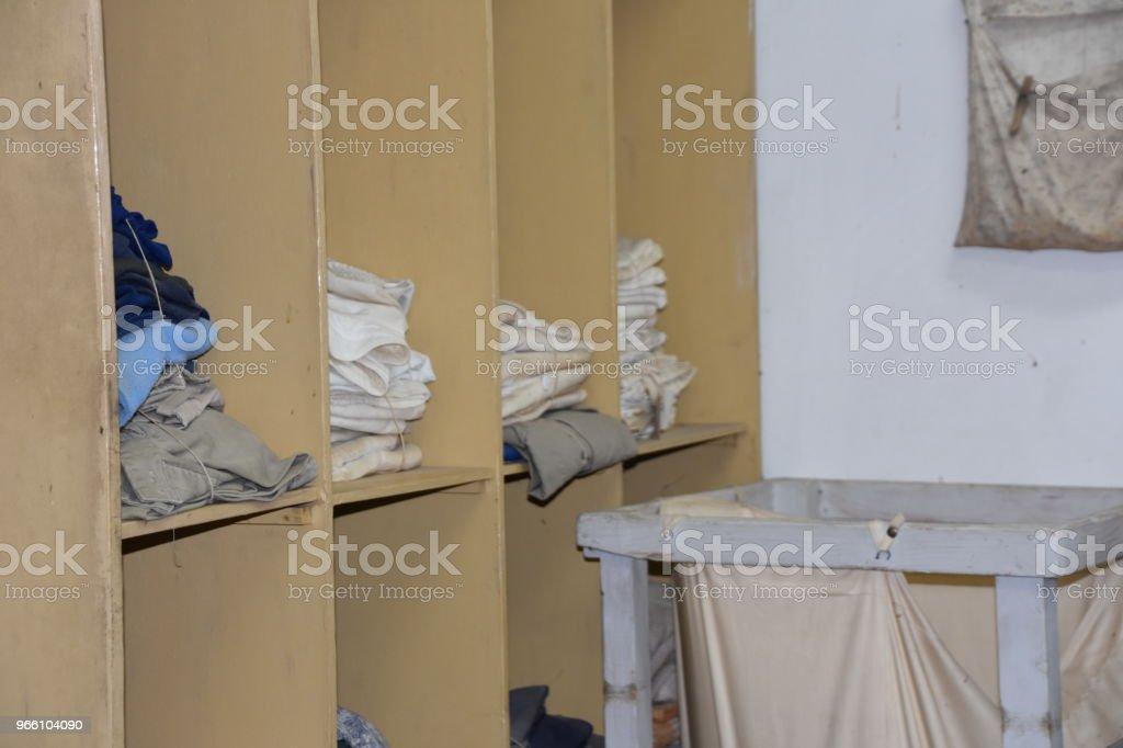 An old laundry - Стоковые фото Без людей роялти-фри