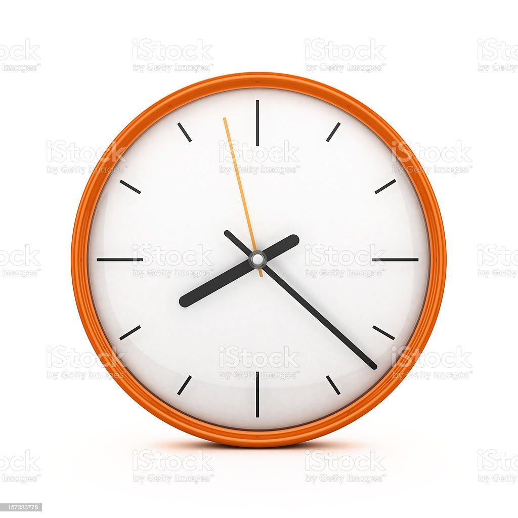 Foto gratis: orologio analogico, in ottone, appeso ...