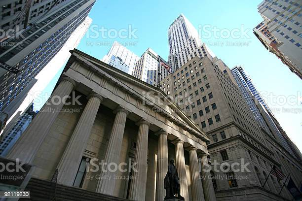 An Up Shot Of Classical New York Stock Photo - Download Image Now