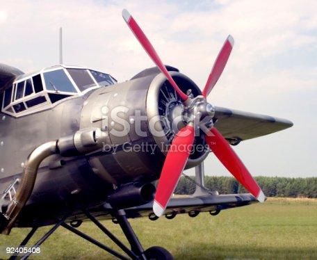 An-2 motor