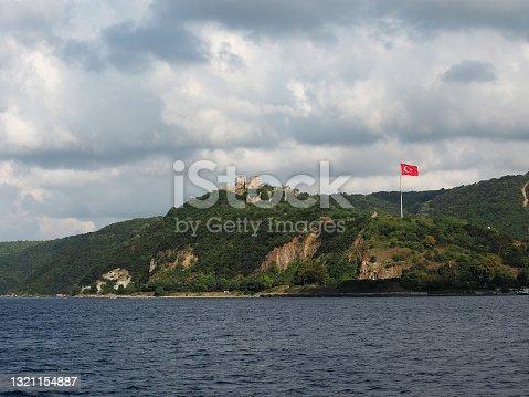 istock Anadolu Kavağı and Castle in the Bosphorus 1321154887