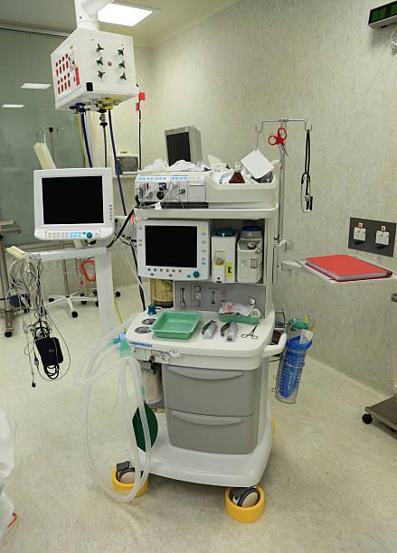Anästhesie-Maschine – Foto