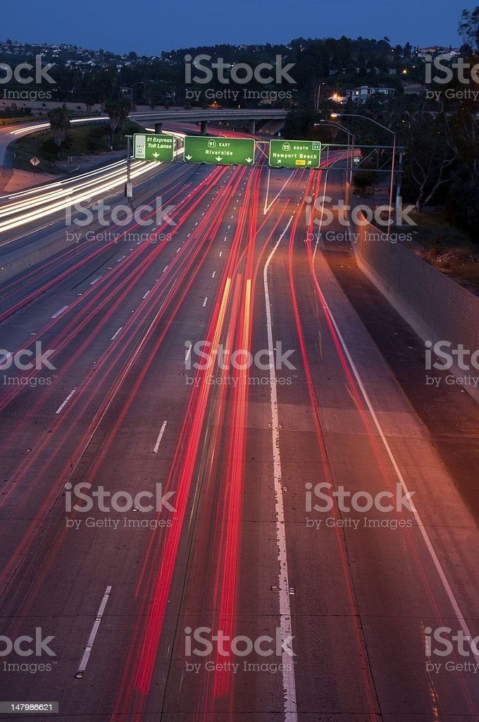 91 Freeway Toll