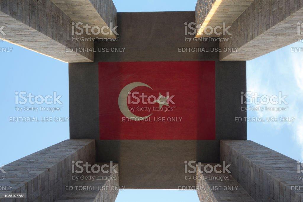 Monument des Martyrs de Çanakkale - Photo